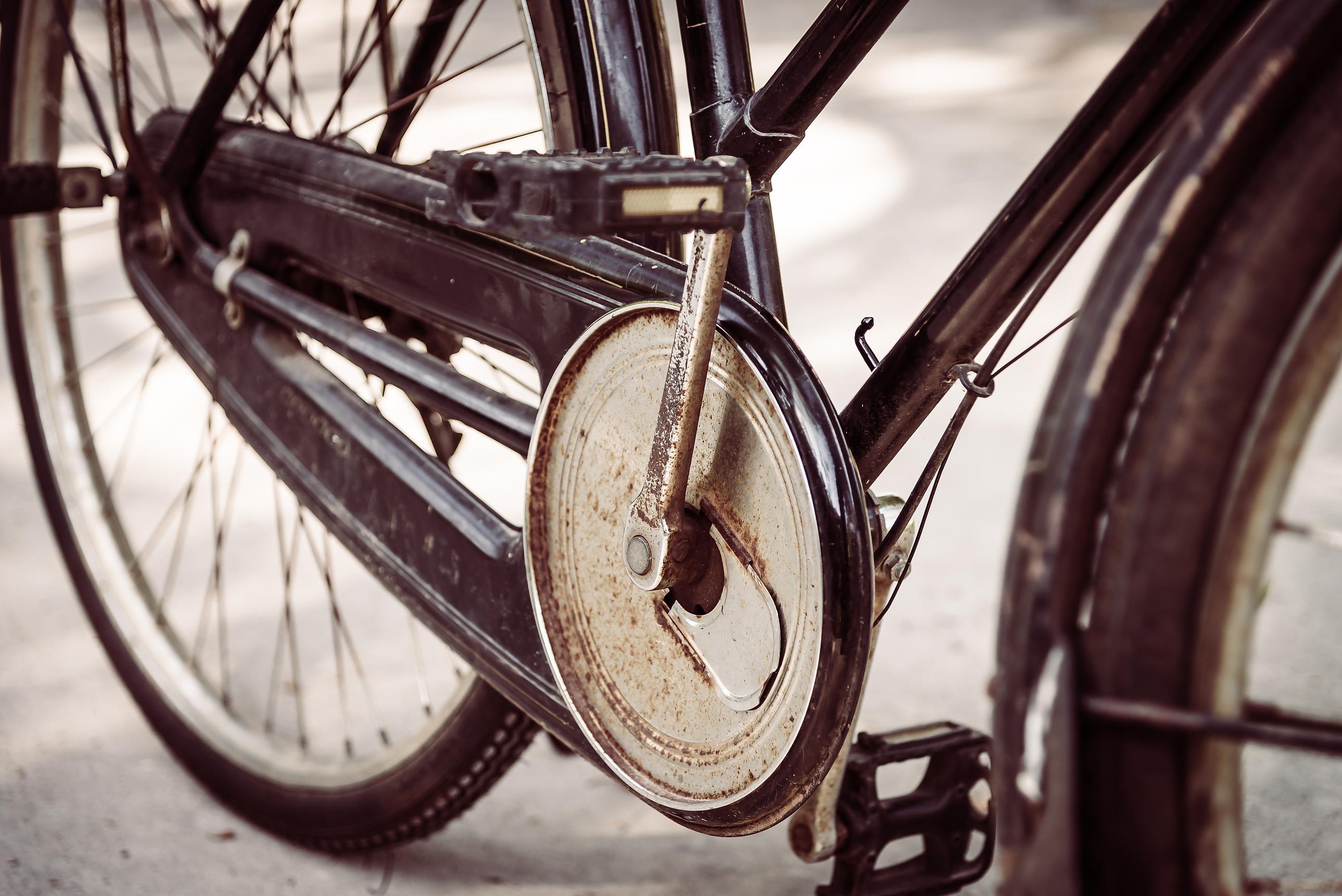 Old School Vintage Bike
