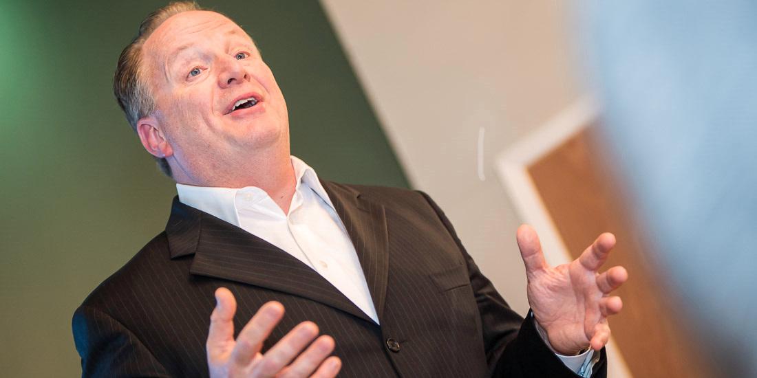 Dennis Gilbert Speaker Keynote Conference