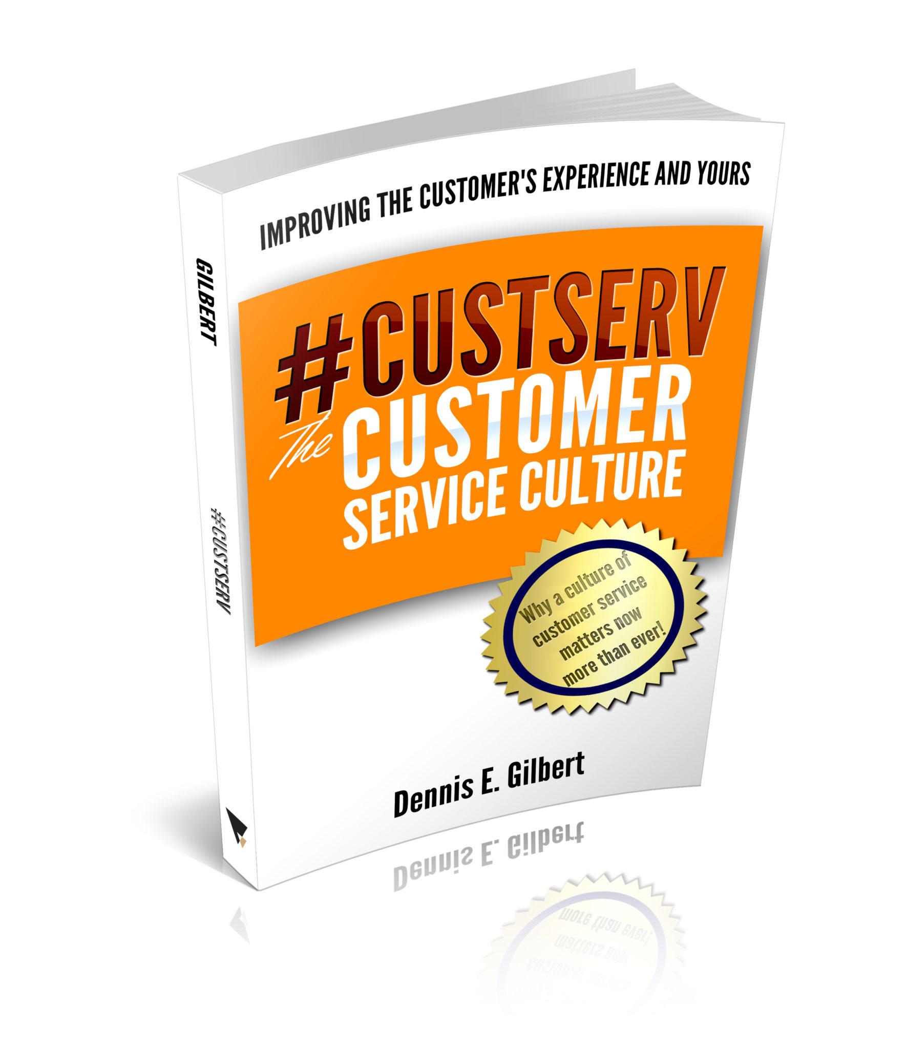 customer service book