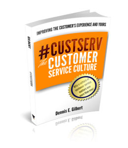 #CustServ The customer service culture