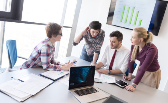 changing organizations