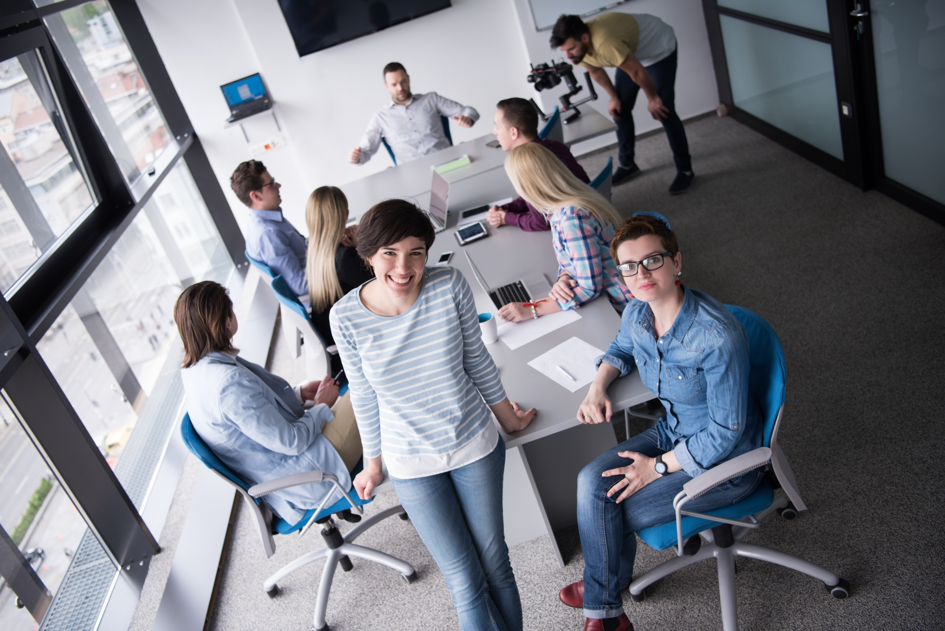 workplace purpose