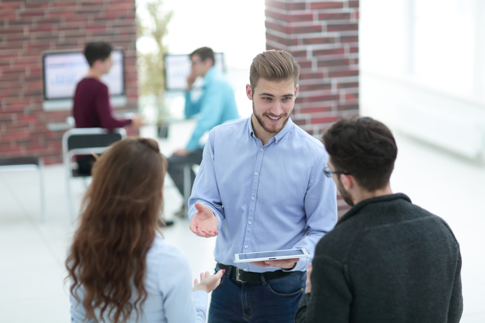 building workplace interest
